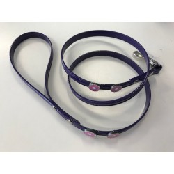 Purple Donut Leash