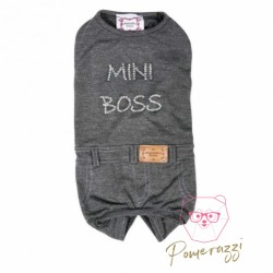 Mini Boss jumpsuit