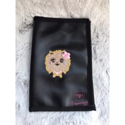 Luxury Dogs Passport Black Pom