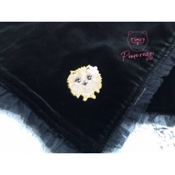 Luxury Dogs Pom Blanket...