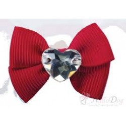 Hairclip Grace Red