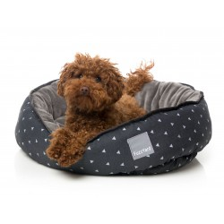 Fuzzyard  Reversible Bed -...